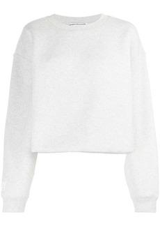 T by Alexander Wang relazed fit sweatshirt