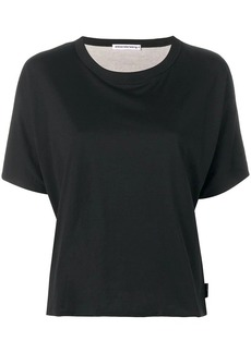 T by Alexander Wang round neck T-shirt