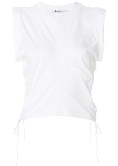 T by Alexander Wang ruched tank top