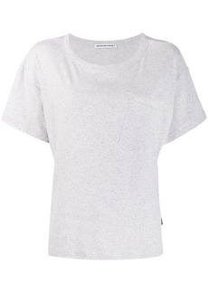 T by Alexander Wang slanted pocket T-shirt