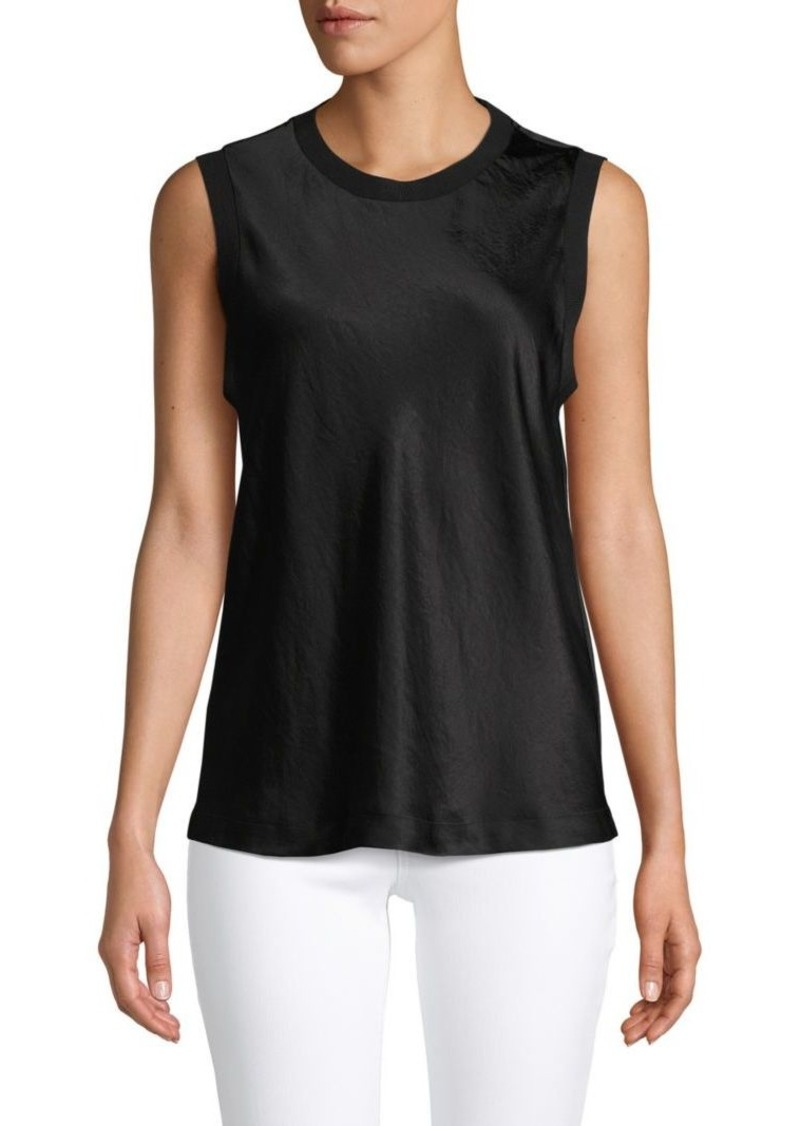 T by Alexander Wang Sleeveless Pullover Top
