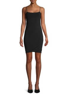 T by Alexander Wang Sleeveless Sheath Dress