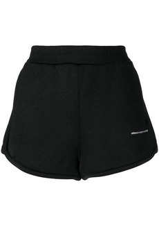 T by Alexander Wang sporty short shorts