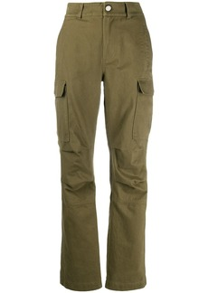 T by Alexander Wang straight-leg cargo trousers