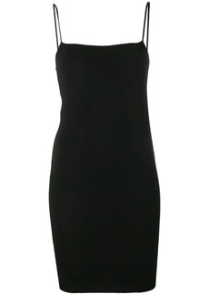 T by Alexander Wang stretch sleeveless mini dress
