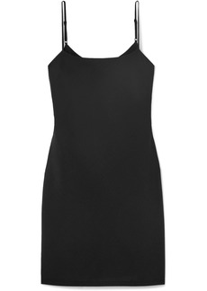 T by Alexander Wang Stretch-wool Mini Dress