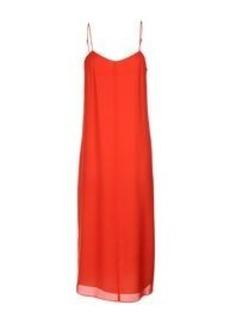 T by ALEXANDER WANG - 3/4 length dress