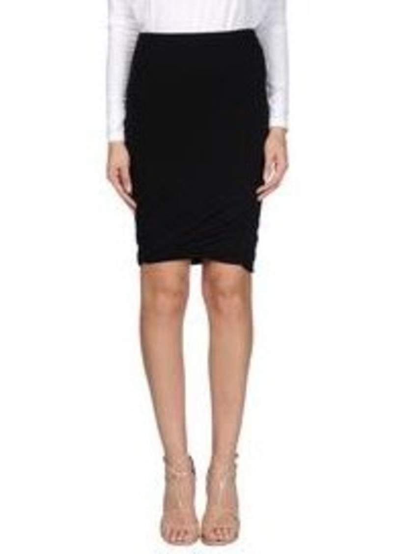 T by ALEXANDER WANG - Knee length skirt