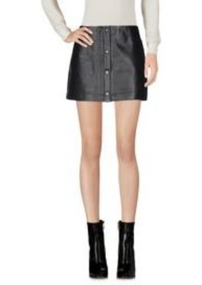 T by ALEXANDER WANG - Mini skirt