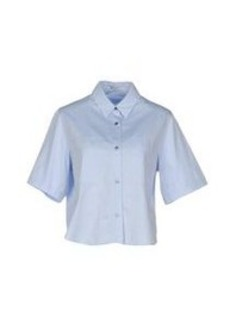 T by ALEXANDER WANG - Solid color shirts & blouses