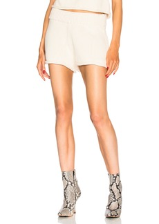 T by Alexander Wang Knit Short