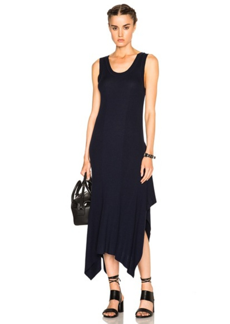 T by Alexander Wang Asymmetrical Dress