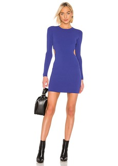 T by Alexander Wang Bodycon Long Sleeve Dress