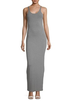 T by Alexander Wang Bodycon Maxi Dress