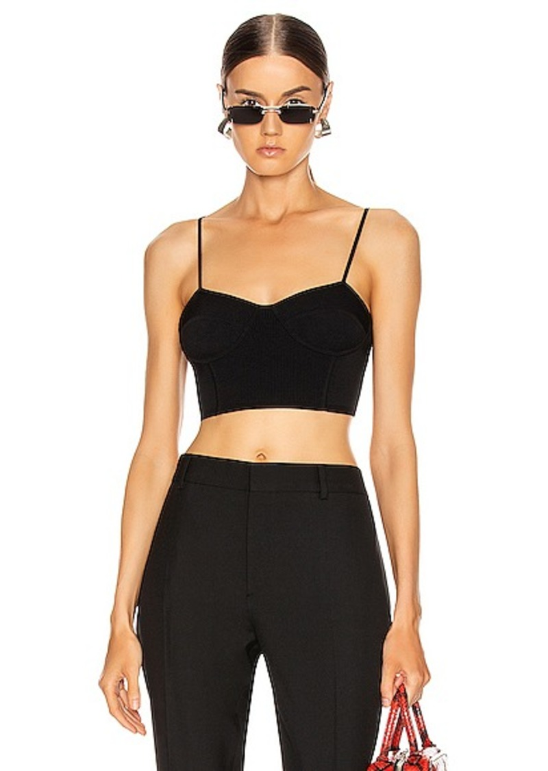 T by Alexander Wang Bralette Top