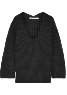 T by Alexander Wang Chunky-knit sweater