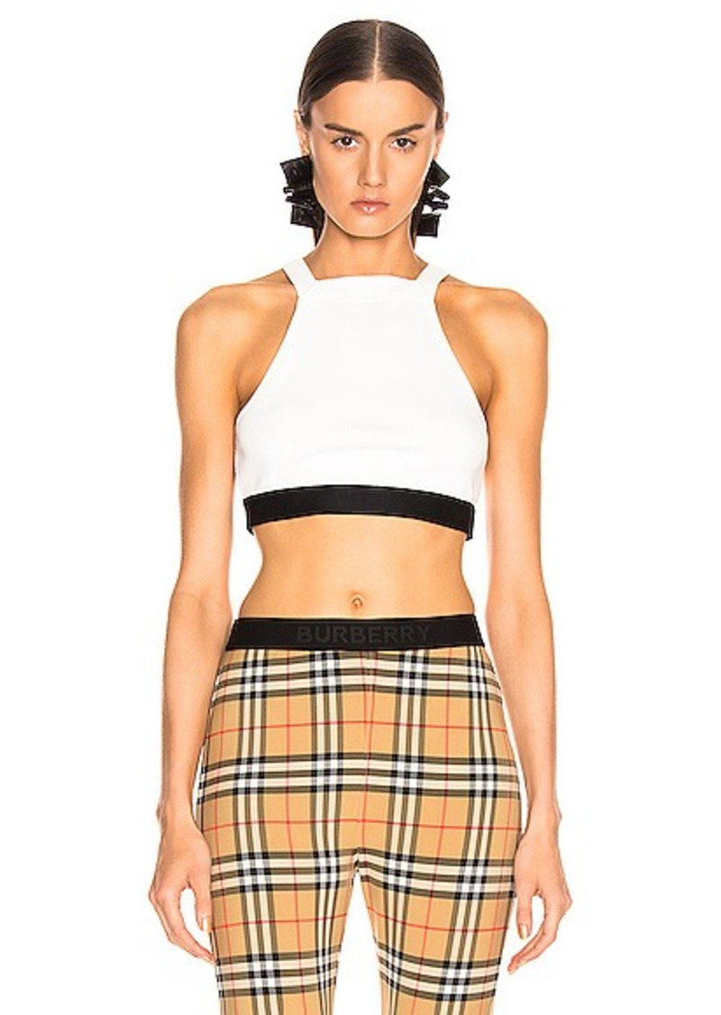 T by Alexander Wang Compact Bra Top