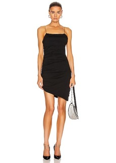 T by Alexander Wang Compact Jersey Mini Dress