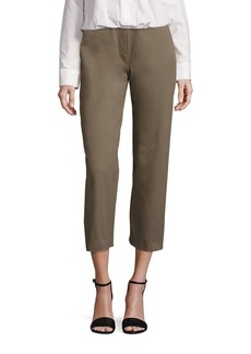 T by Alexander Wang Cotton High Waist Culottes