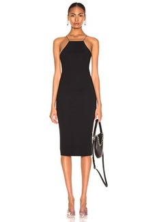 T by Alexander Wang Criss Cross Back Strap Dress