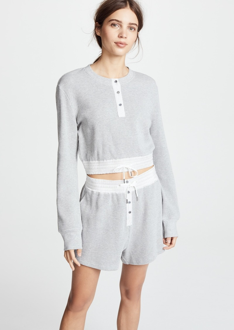 f88d877e0f939d SALE! T by Alexander Wang T by Alexander Wang Cropped Top