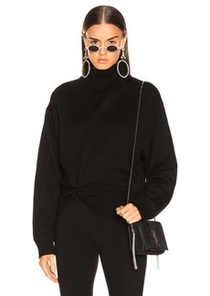 T by Alexander Wang Double Layered Turtleneck Sweater
