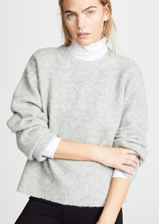 T by Alexander Wang alexanderwang.t Exaggerated Pilling Pullover