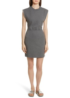 T by Alexander Wang French Terry Dress