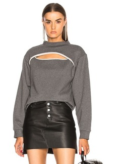 T by Alexander Wang French Terry Sweatshirt