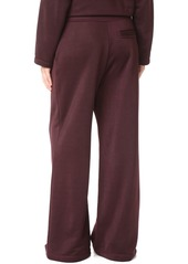 T by Alexander Wang French Terry Track Pants