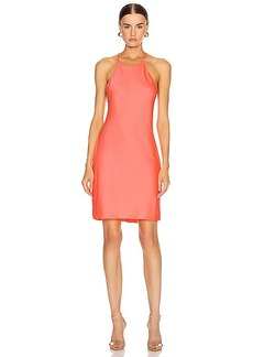 T by Alexander Wang Halter Mini Dress