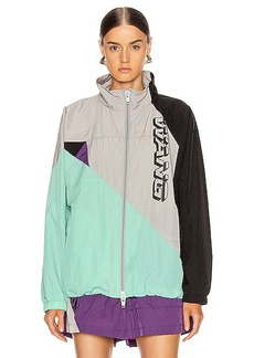 T by Alexander Wang Heavy Washed Nylon Jacket