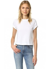 T by Alexander Wang High Twist Cotton Jersey Boy Tee
