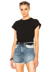 T by Alexander Wang High Twist Fitted Bodysuit