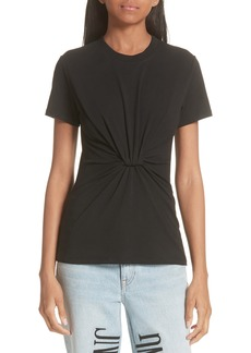 T by Alexander Wang High Twist Jersey Tee