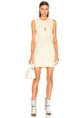 T by Alexander Wang Keyhole Twist Dress