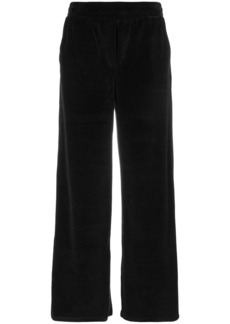 T By Alexander Wang loose-fit track pants - Black