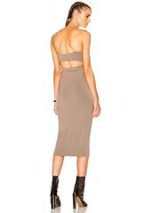 T by Alexander Wang Modal Spandex Strappy Cami Dress