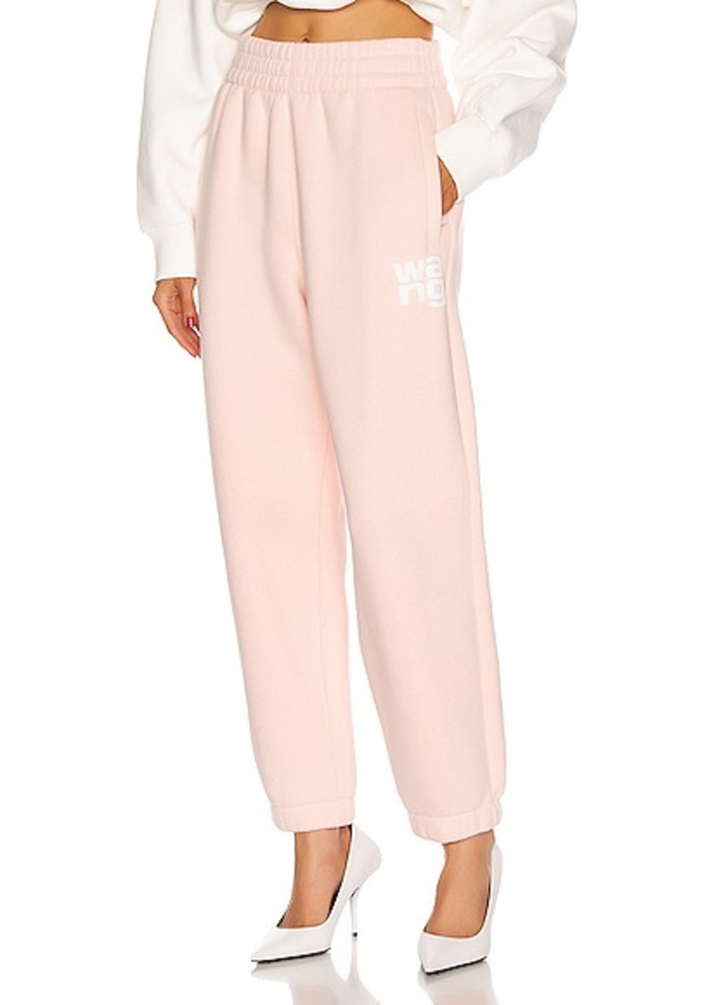 T by Alexander Wang Puff Paint Pant