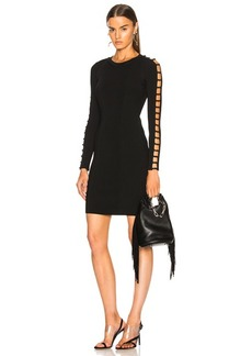 T by Alexander Wang Raglan Dress