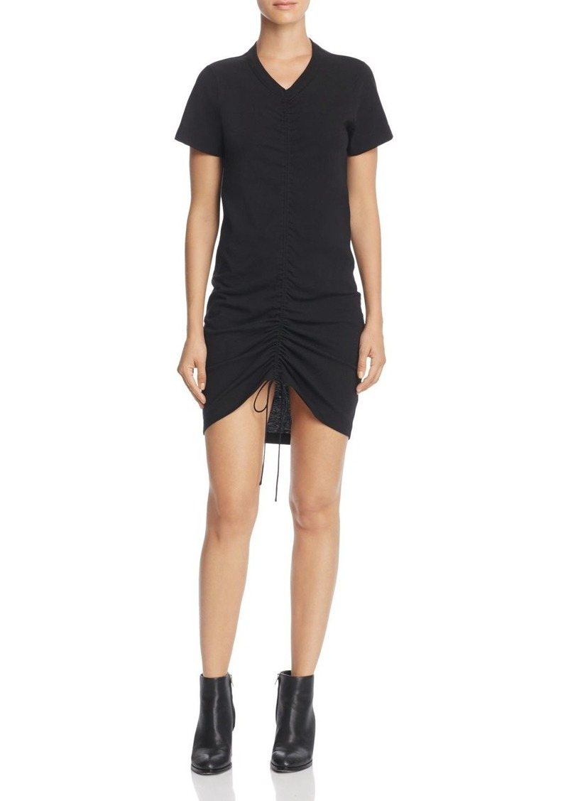 T By Alexander Wang T By Alexander Wang Ruched T Shirt Dress Dresses