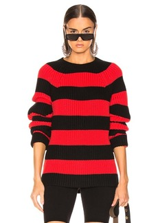 T by Alexander Wang Rugby Stripe Sweater