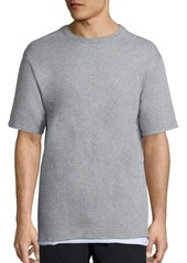 T by Alexander Wang Short Sleeve Reversible Tee