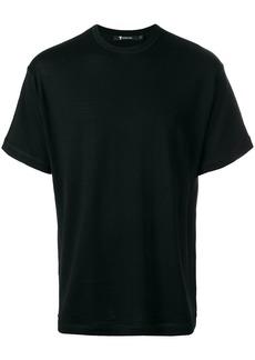 T By Alexander Wang short sleeved jumper - Black