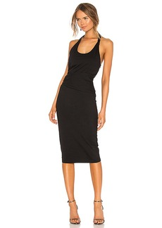 T by Alexander Wang Shoulder Twist Tank Dress