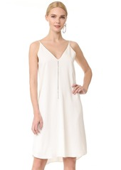 T by Alexander Wang Sleeveless Dress with Chain