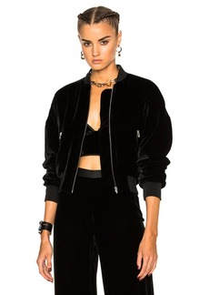 T by Alexander Wang Slightly Batted Bomber Jacket