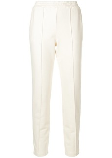T By Alexander Wang slim-fit track pants - Nude & Neutrals