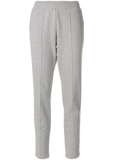 T By Alexander Wang slim track pants - Grey