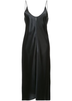 T By Alexander Wang slip dress - Black